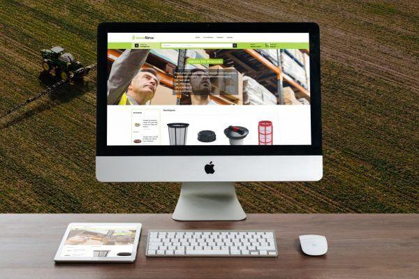 E-commerce Tecnofiltros