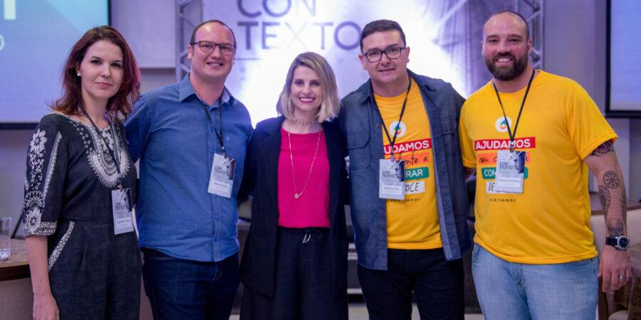Saiba o que aconteceu no nosso evento CoMtexto – O Impacto do Novo Marketing